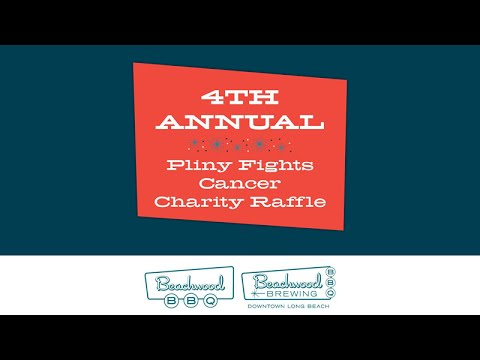 2015 Pliny Fights Cancer Charity Raffle