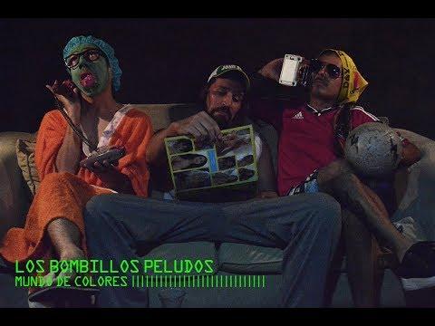 Los Bombillos Peludos - Mundo de Colores (Video Oficial)