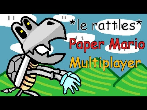 Release] Paper Mario Multiplayer   GBAtemp net - The