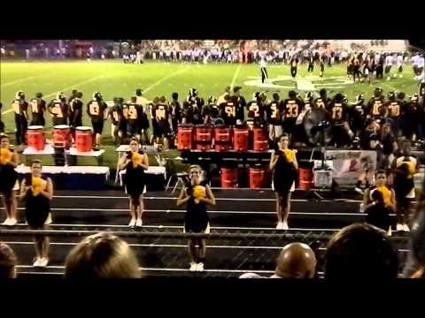 Church Point High School JV cheerleaders