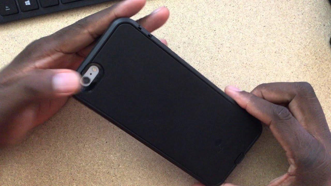 check out c7cdc d2096 iPhone 6 Plus ZeroLemon case review