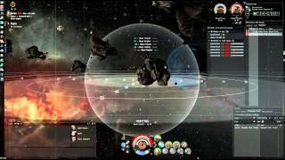 Low Sec Ratting Vexor - EVE Online