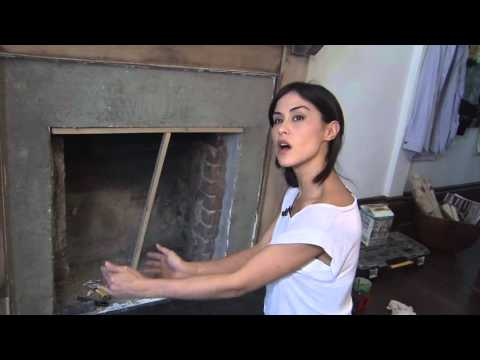 How to transform your old fireplace