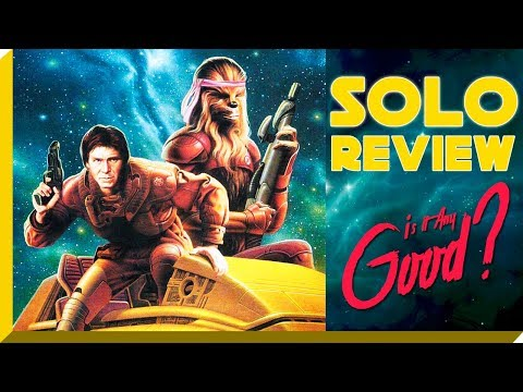 SOLO Killing The Golden Goose A Star Wars Story