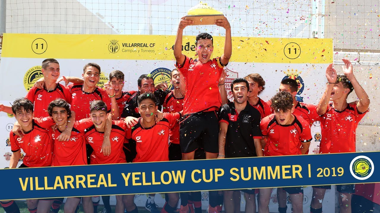 Fase final - Villarreal Yellow Cup Summer | 2019