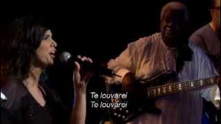Michael W. Smith e Aline Barros - Te Louvarei / Draw Me Close To You - DVD 20 Anos