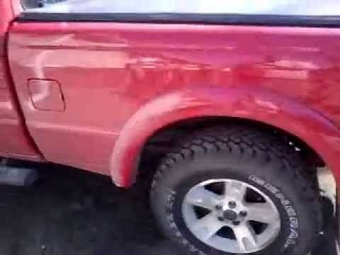 Bf Goodrich All Terrain >> ford ranger with general grabber at2 - YouTube