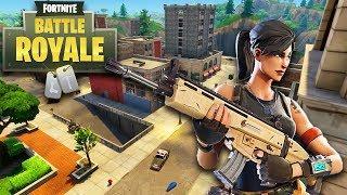PREPARING FOR NEW CITY - Top Fortnite Player! (Fortnite Battle Royale)