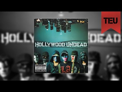 Hollywood Undead - Young [Lyrics Video]