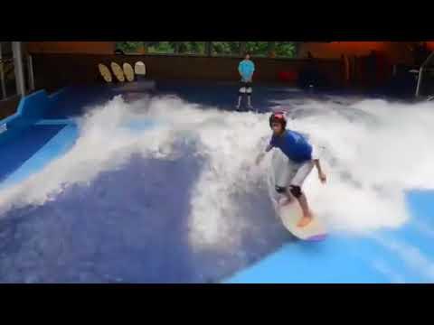 Incredible wave pool technology
