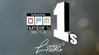 OPM Number 1's vol. 1-3 | Non-Stop OPM Songs ♪