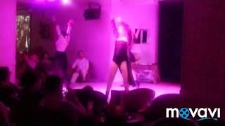 Music dance cabaret show
