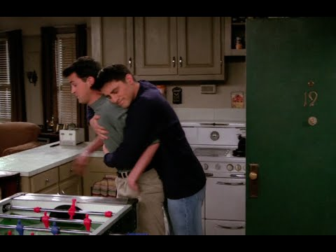Friends Joandler Promo : Joey & Chandler Bromance