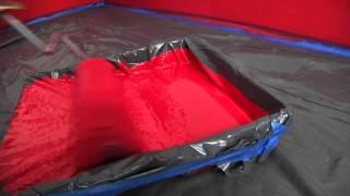 Jak prawidłowo malować farbą lateksową - film instruktażowy
