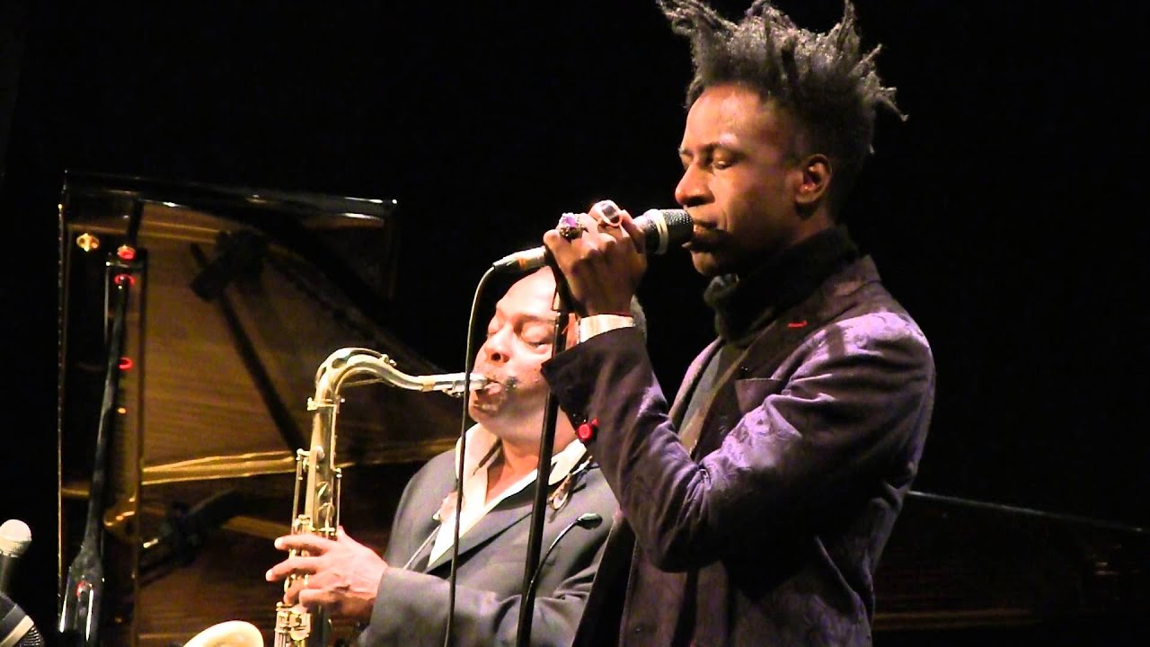 Saul Williams & David Murray Infinity Quartet (USA)