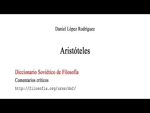 aristóteles-en-el-diccionario-soviético-de-filosofía---daniel-lópez