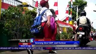 Seorang Siswi SMP Jadi Korban Kekerasan Seksual - NET5