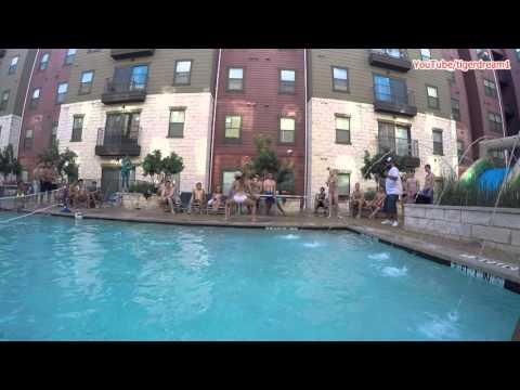 UT Austin College Party Life