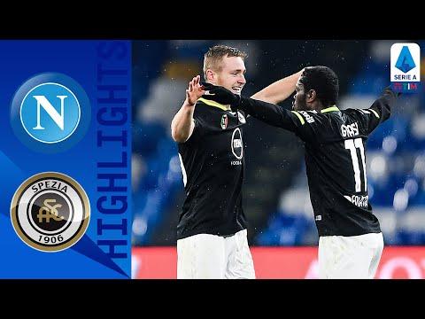 Napoli 1-2 Spezia   Impresa dello Spezia al Maradona!   Serie A TIM
