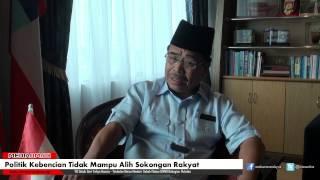 Politik Kebencian, Janji Bulan Bintang Tidak Mampu Alih Sokongan Rakyat Sabah