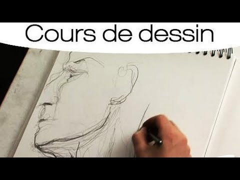 Super Apprendre à dessiner les traits du visage - YouTube UK27