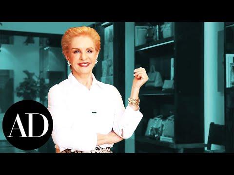Inside Carolina Herrera's Beverly Hills Boutique | Architectural Digest