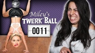 Miley Cyrus Twerk Ball | Mystery Gaming with Gabriella