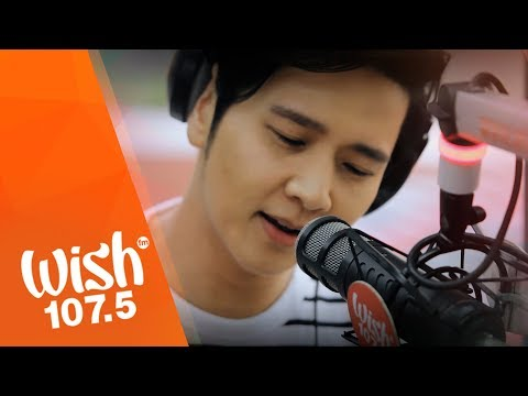 "ToR Saksit performs ""Falling Into You"" LIVE on Wish 107.5 Bus"