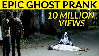 Scary Ghost Prank in Pakistan - Lahori PrankStar