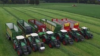 Lohnunternehmen Reiff - Der 160 ha Auftrag [The 160 hectare job]