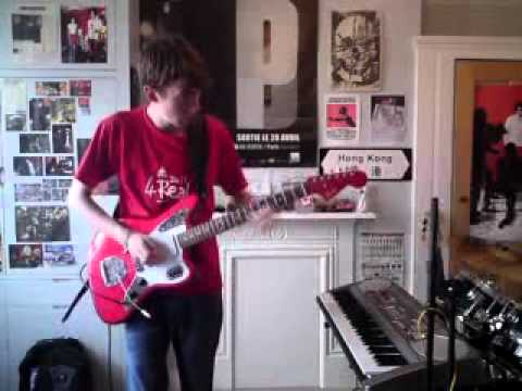 Los Campesinos!- I Just Sighed. I Just Sighed, Just So You Know (guitar cover) mp3