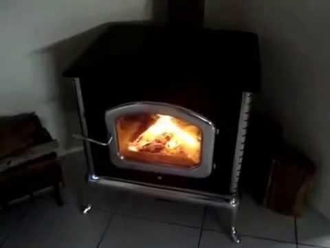 Calentadores estufas y chimenea a le a bazarlosmenones - Youtube chimeneas lena ...