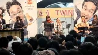 2011年3月21日(春分の日) 大阪京橋 OBP ツイン21.
