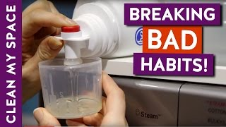 10 Bad Habits You Need to Break! (Cleaning Motivation)