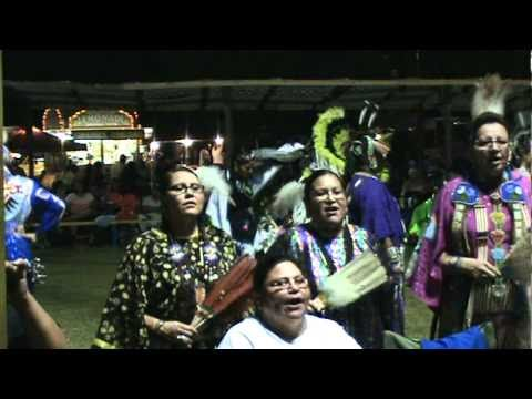 Tribute Billy Ahhaitty BEST 2009 Comanche Nation Fair