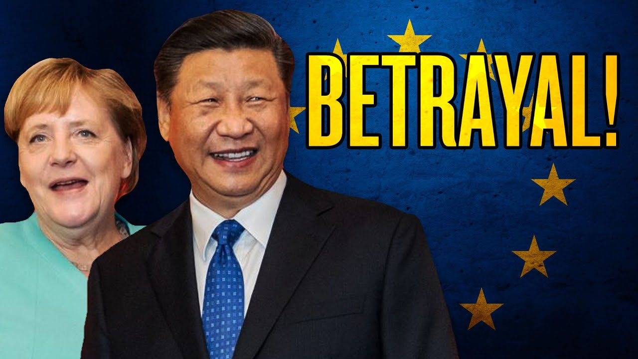Europe's MAJOR China Failure