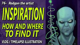 Inspiration - How and where to find it