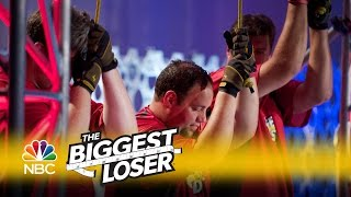 The Biggest Loser - Don't Drop the Rope! (Episode Highlight)