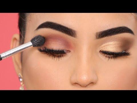Cómo Aplicar Sombras | Tutorial de Maquillaje para Ojos