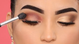How to apply Shadows | Step by Step Eye Makeup Tutorial for beginners