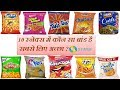 Which Is The Best Extruded Snacks Brands In India? || SABSE ACHHA EXTRUDED SNACKS BRAND KAUN SA HAI?