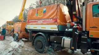 Белорусские газовики