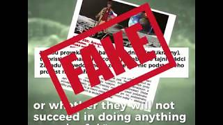 Disinformation about the FIFA World Cup 2018