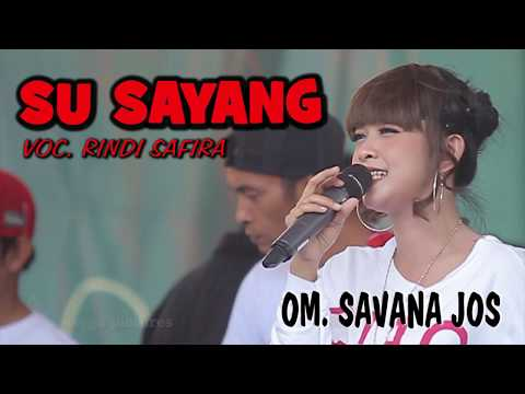 KARNA SU SAYANG - RINDI SAFIRA - OM SAVANA JOSS LIVE SMAN 1 DOLOPO MADIUN 2018