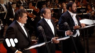 The Three Tenors – My Way | Moon River | Because | Singin' in the Rain (A Tribute to Hollywood)