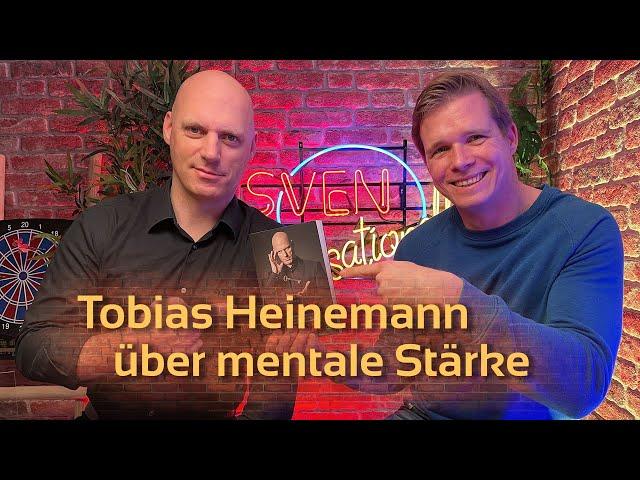 Tobias Heinemann, Gedankenleser über mentale Stärke | SVENsationell #6