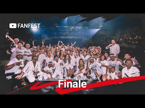 Closing @ YouTube FanFest Manila 2019