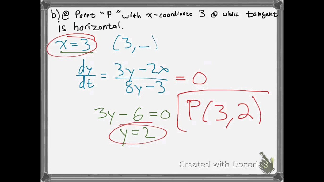 AP Calculus BC 2004 FRQ Question 4 - YouTube