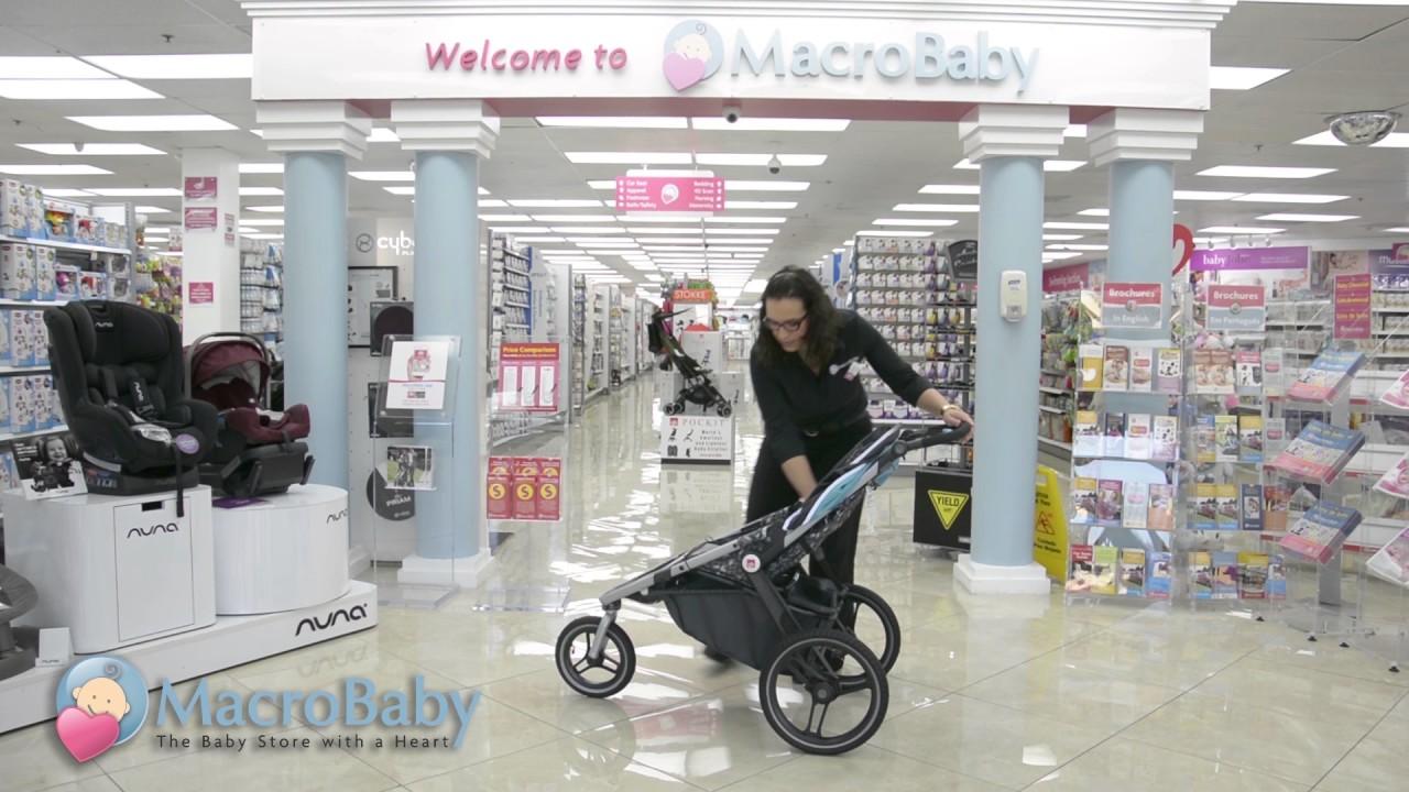 Macrobaby Store Gb Goodbaby X1 Urban Runner Stroller