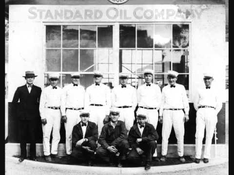 A company profile of the standard oil company